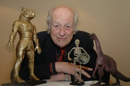 Ray Harryhausen muere