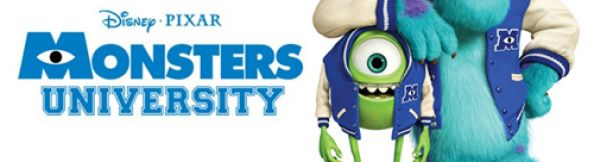 Trailers promocionales de Monsters University